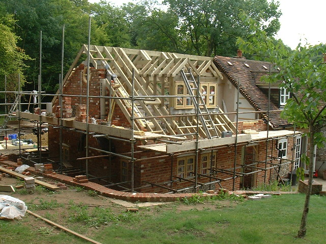 2 Storey Extension