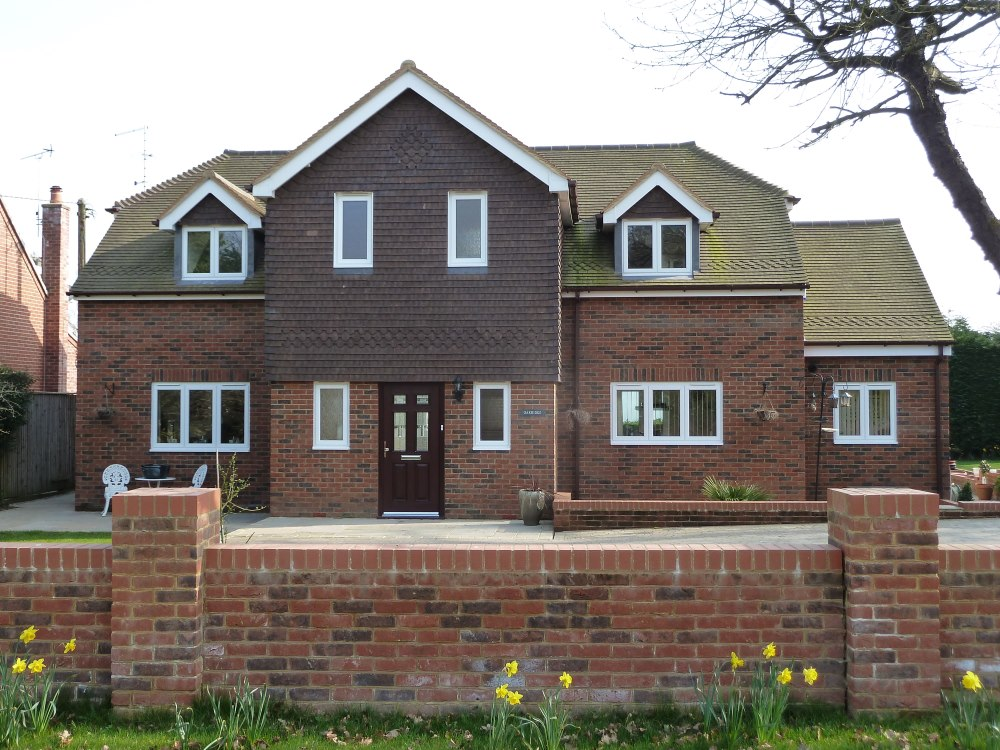 New Detached House - view 2