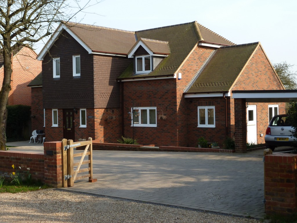 New Detached House - view 1